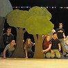 Pennridge students rehearse for production of Addams Family March 27, 2018. Gene Walsh — Digital First Media