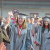 Upper Dublin High School commencement 2017 June 12, 2017. Gene Walsh — Digital First Media