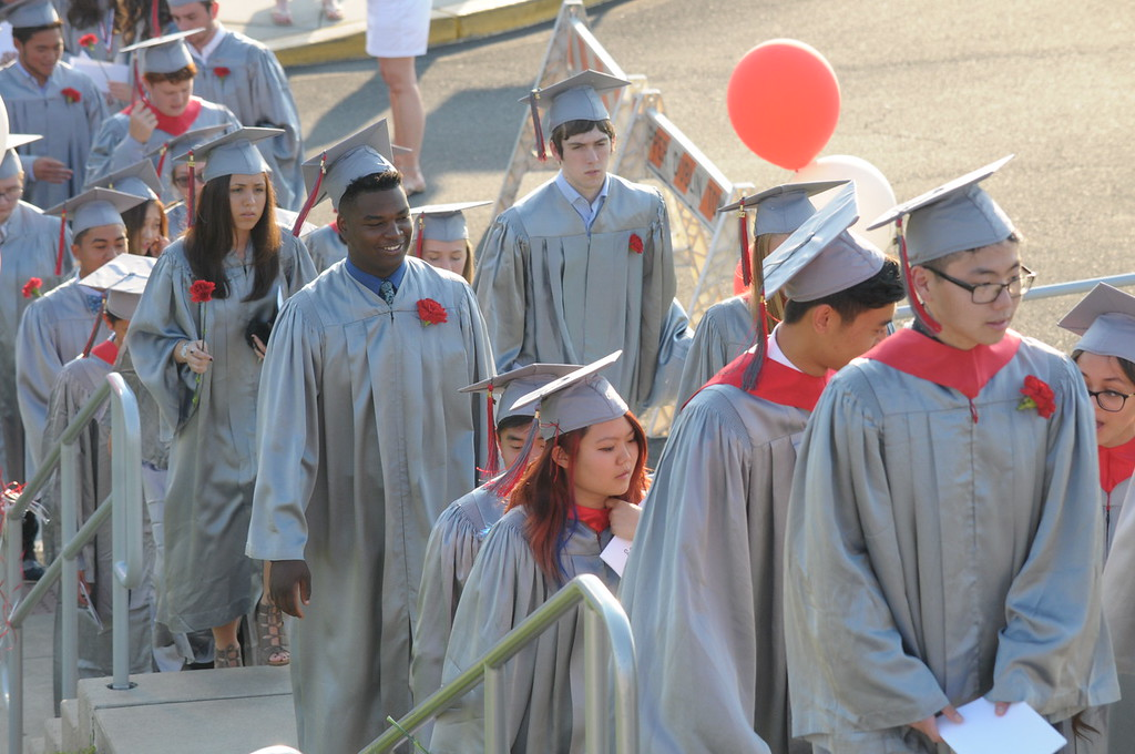 . Upper Dublin High School commencement 2017 June 12, 2017. Gene Walsh � Digital First Media