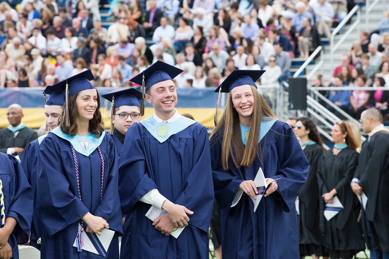 Wissahickon High School held a commencement ceremony for the Class of 2017 Thursday, June 8, 2017. (Photo by Rachel Wisniewski — For Digital First Media)