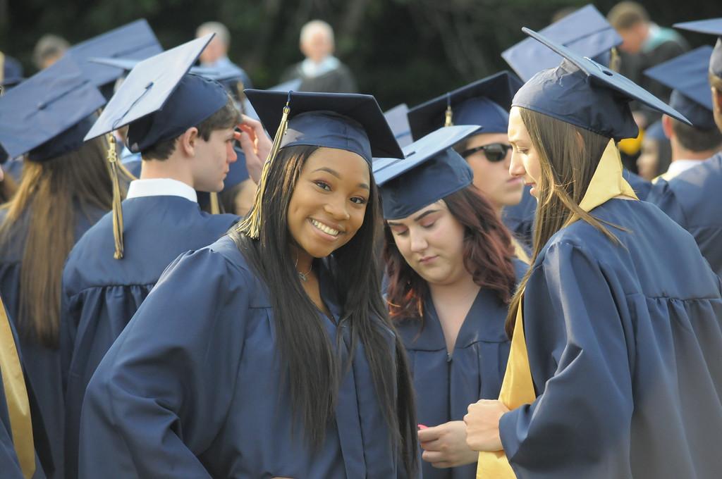 . Wissahickon High School 2018 Commencement June 7, 2018. Gene Walsh � Digital First Media