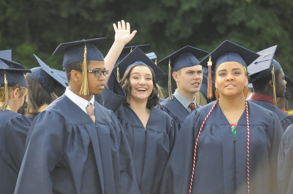. Wissahickon High School 2018 Commencement June 7, 2018. Gene Walsh � Digital First Media