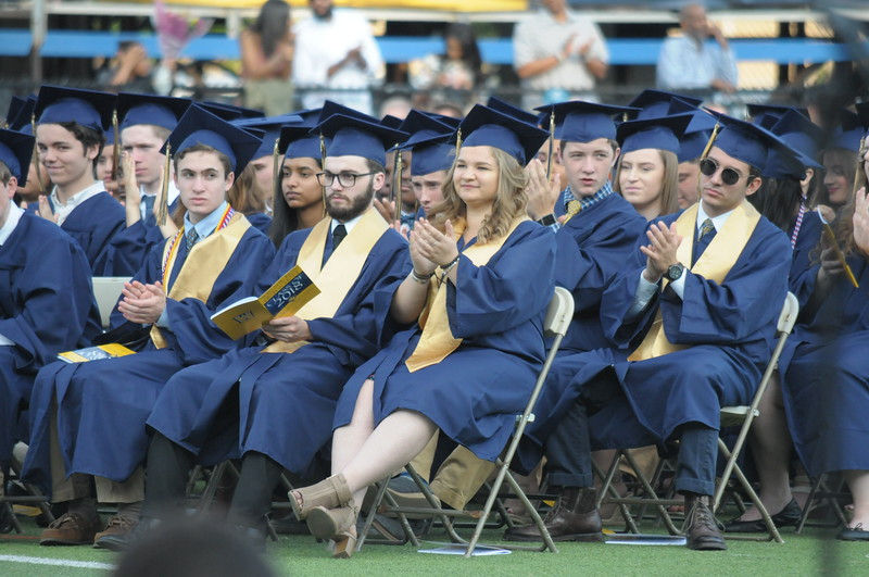 Wissahickon High School 2018 Commencement June 7, 2018. Gene Walsh — Digital First Media