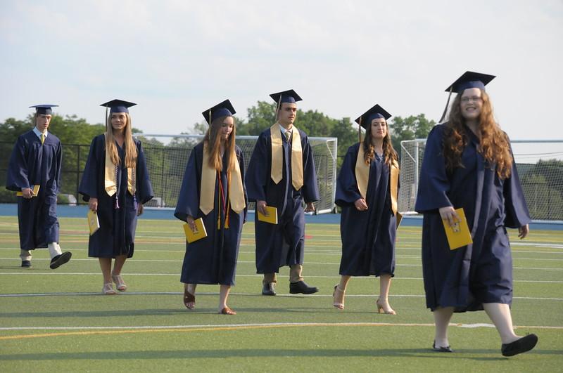 Wissahickon High School 2018 Commencement June 7, 2018. Gene Walsh — Digital First Media