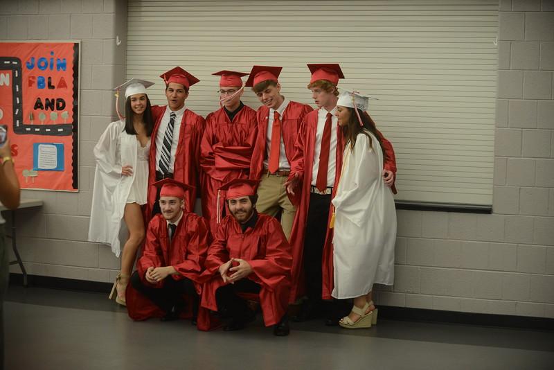 Souderton Area High School graduation