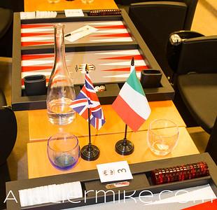 Monte Carlo Backgammon - St Paul de Vence