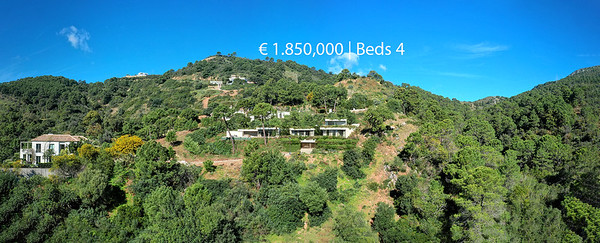 Monte Mayor concept villa for sale