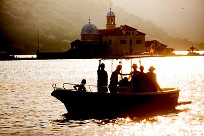 Montenegro, Croatia, Slovenia and Venice