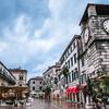 Clock Tower in Kotor's Main Square