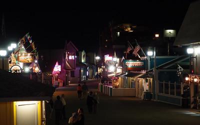 Fisherman's Wharf at Night