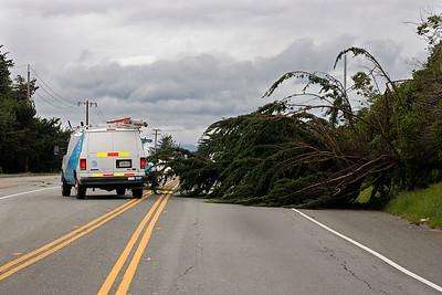 Monterey County Storm - 021717