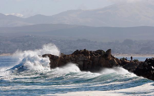 Monterey County Weather - 110116