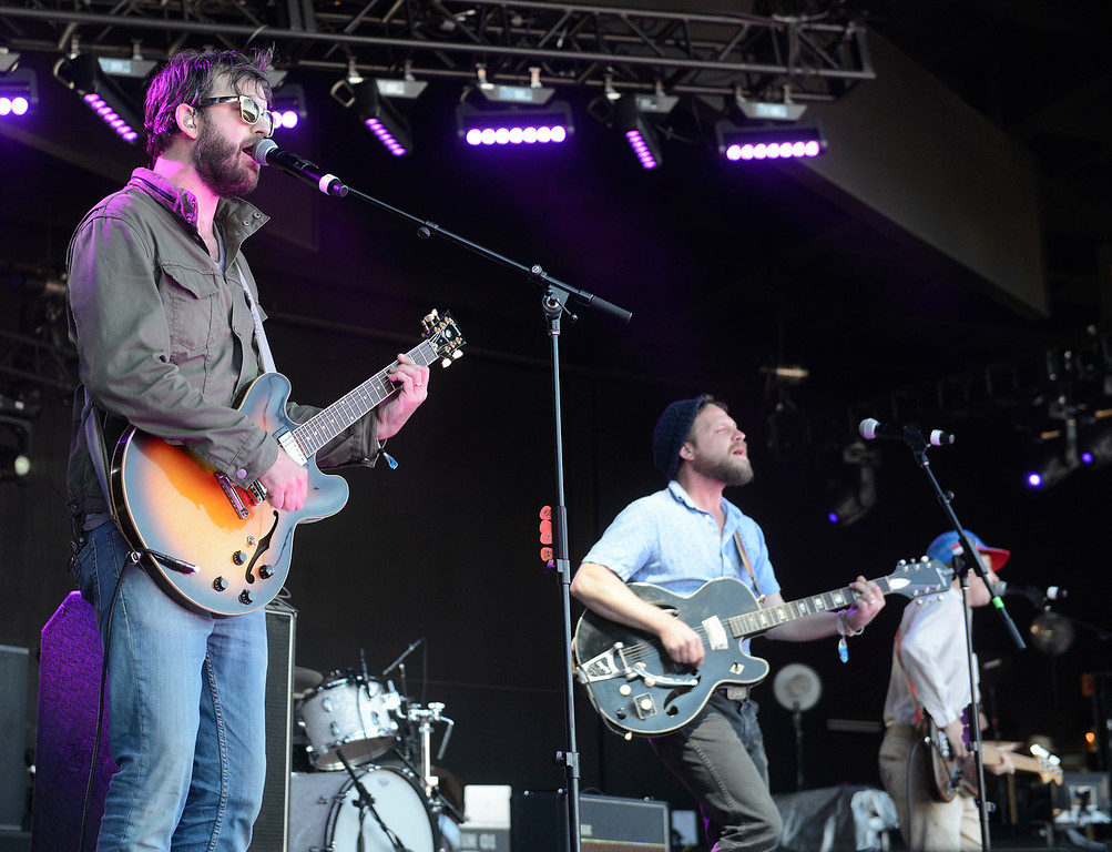 . Dr. Dog perform as the Monterey International Pop Festival Celebrates 50 Years at the Monterey County Fairgrounds and Event Center in Monterey on Saturday June 18, 2017. (David Royal - Monterey Herald)