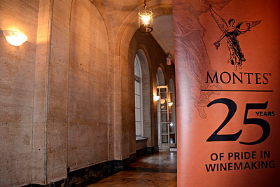 Montes Celebrates Their 25 Year Anniversary and Taita Launch at the Academy Mansion on October 21, 2013 in Manhattan, New York.