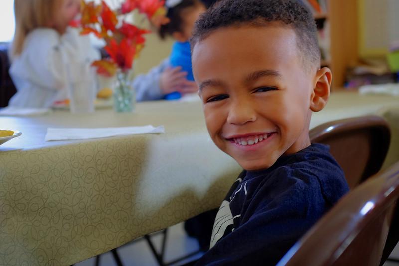 Montessori School Thanksgiving  24391