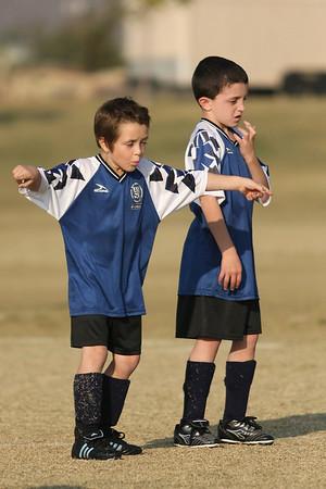 BU-8 soccer 2009