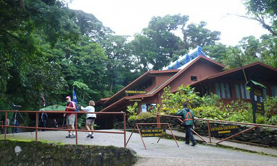 Monteverde and Hummingbirds 2014