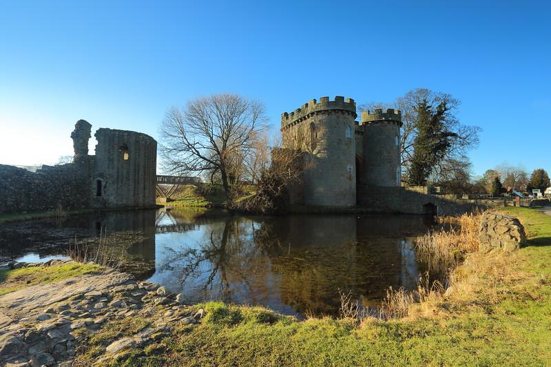 Whittington Castle.