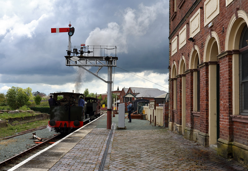 The Cambrian Railway.