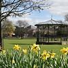Cae Glas Park, Oswestry.