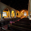 Interior of St. Oswalds Church, Oswestry.