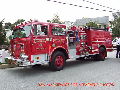 HARMONVILLE FIRE CO. ENGINE 44-2 1972 MAXIM PUMPER