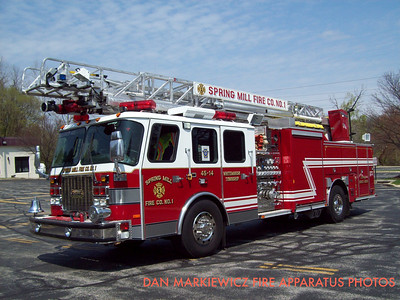 SPRING MILL FIRE CO.