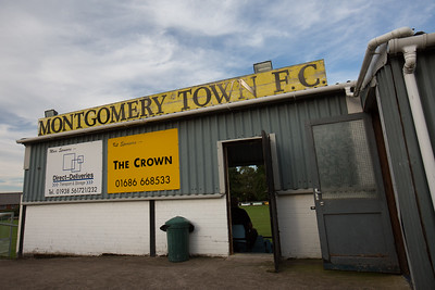 Montgomery Town v. Knighton Town, Mid-Wales League Division 1, 26/08/2016
