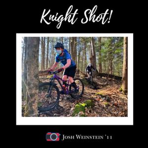 4.10.21 Knight Shot! Josh Weinstein '11