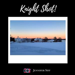 Knight Shots! Jennifer Siff