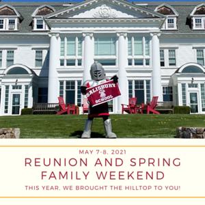 Reunion/SFW Hilltop Happening