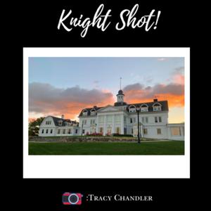 Knight Shots! Tracy Chandler