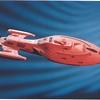 Voyager in warp