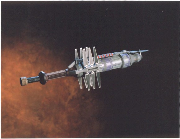 babylon 5 detailed