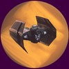 vader fighter 01-108-5 circle