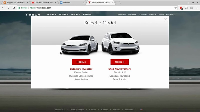 Get Ready to Order  Your Tesla