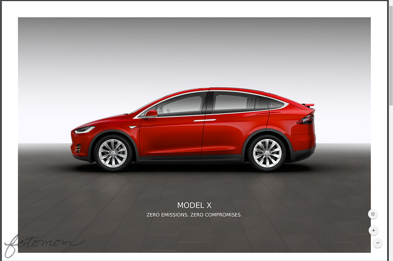 Don Maryann Tesla Model X Order