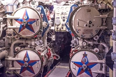 Aft torpedo tubes, Soviet Submarine Scorpion