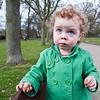 Bethan in Danson Park