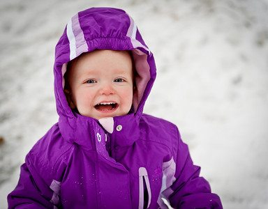 Snow, December 2010