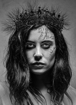 Angela McLeod - Evil
