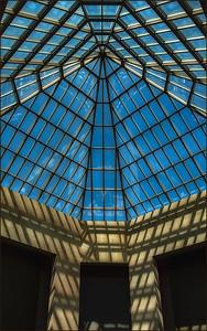 VElleng -Met Ceiling Abstract