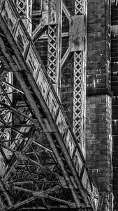 V StevenKessler Under The Bridge B&W