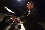 Instructor of Piano, Professor James Miltenberger performs his last concert at the CAC April 20, 2017. He is the founder and pianist of the Miltenberger Jazz Quartet and was soloist with Per ...