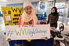 "33094, WVU Muslim student center, ""WVU Hijab Challenge""."