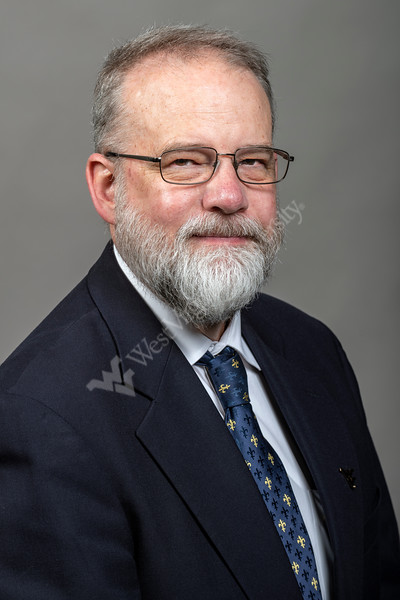 Ken Blemings, Dean of the Davis College of Agriculture, Natural Resources and Design poses for photographs in the One Waterfront Studio January 8th, 2019.  Photo Brian Persinger