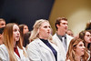 Nursing Pledge Ceremony held at the WVU Heath Science Center on January 25th, 2019.