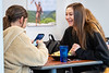 WVU students and members of the WVU community interact and eat at Hatfields and in the WVU Mountain Lair January 31, 2020. (WVU Photo/Greg Ellis)
