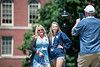 Dana Thompson and Lillianna Thompson have their picture taken at NSO on June 28, 2019. Photo Parker Sheppard
