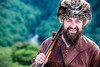 2018-19 WVU Mountaineer Trevor Keiss poses for photographs at Lindy Point Lookout in Tucker County, Wv June 26th, 2018.  Photo Brian Persinger